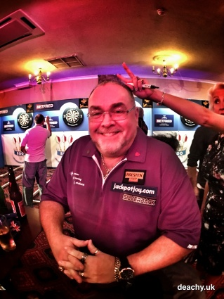 Lakeside World Darts Championship 2015 - Deachy - 73