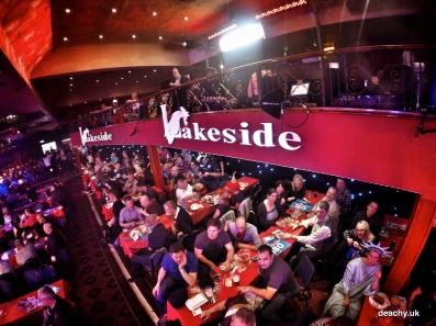 Lakeside World Darts Championship 2015 - Deachy - 8