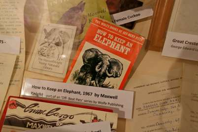 Natural History Society March 2016 30