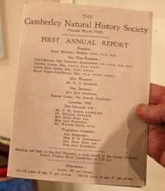 Natural History Society March 2016 35