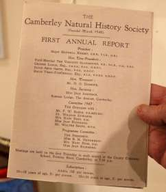 Natural History Society March 2016 35